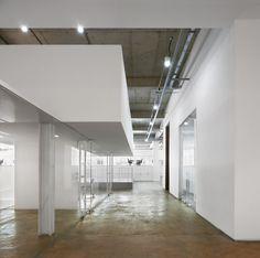 Daxing factory conversion by Nie Yong + Yoshimasa Tsutsumi, Beijing – China