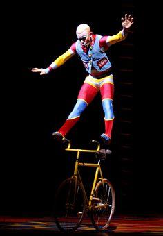 Cirque Du Soleil's Saltimbanco