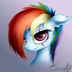 War Rainbow Dash