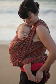 #girasol mayan solara #babywearing #wovenwraps
