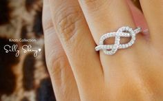 I love this ring, it would make a cute promise ring