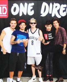 One Direction HArrys Styles, Liam Payne, Louis Tomilson, Niall Horan, Zayn Malik ~EN