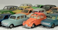Dinky Toys made in Espanha Microcar, Corgi Toys, Plastic Model Cars, Matchbox Cars, Volkswagen, Car Humor, Toy Boxes, Toys For Boys, Vintage Toys