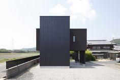 "Minakuchi House by ALTS Design Office ""Location: Shiga, Japan"" 2014"