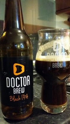 Doctor Brew Black IPA from Poland