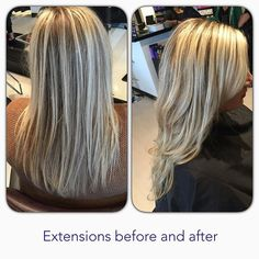 Hair Extensions done by Miss Rachel @rachelsixx  #japasalon #hairextensions…