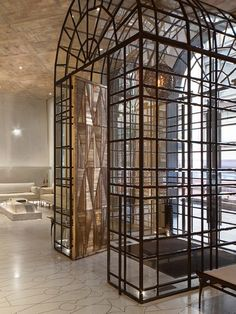 The Marmara Park Avenue, a Midtown South luxury hotel between Park and Lexington…