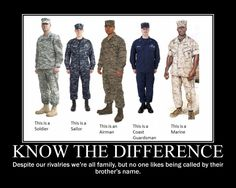 """Know the difference! Good quote: """"No one likes being called by their brothers name."""""""