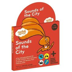 The Eardrops audio stories are designed to help children learn everyday sounds and English language, and develop their listening skills at the same time. Good listeners make good friends and Eardrop the rabbit makes learning fun💜 🏙Sounds of the City is a half hour story for children. Explore the city with Eardrop and The Postie as they deliver the boxes and discover many exciting sounds, from the playground to the construction site! 🎶 🚁 🚲 🚓 🚌 ☕ 🚇 ✈️ ➕ more! Shop at www.eardrops.co.nz