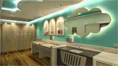 pectus feeding is a unquestionably personal selection Comfortable Nursing Room Design Ideas for Mothers as well as Babies Parents Room, Daughters Room, Spa Design, Baby Design, Design Ideas, Church Nursery, Nursery Room, Baby Spa, Kids Toilet