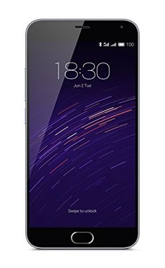 Meizu M2 Note – Smartphone libre Flyme (pantalla de 5.5″, cámara de 13 Mp, 16 GB, Octa-Core de 1.3 GHz, 2 GB RAM), gris | Your #1 Source for Mobile Phones, MP3 Players & Accessories