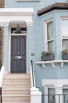 Exterior Motives - Outdoor Spaces Ideas from Farrow & Ball 2014 (houseandgarden.co.uk)