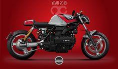 BMW K100 #SpecialK