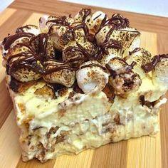 Rezept: Nutella-Lasagne