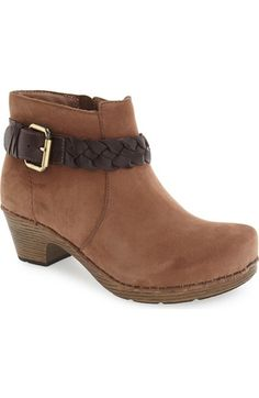 Dansko 'Michelle' Bootie (Women) available at #Nordstrom