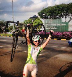 Paola è in partenza da #Singapore. Inizia una nuova avventura tutta asiatica!