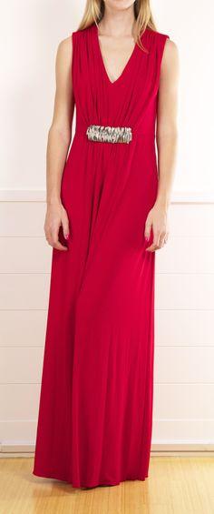 CALVIN KLEIN DRESS @Michelle Flynn Coleman-HERS