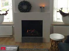 Bellfires Derby Large 3 gashaard bij klant | van Manen kachels Home Reno, Derby, My House, My Design, Small Houses, Living Room, Fireplaces, Interior, Charlotte