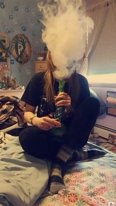 Sometimes the best place to be is in your room and enjoying the smoke << true