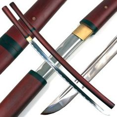Shirasaya samurai sharp sword- affiliate link