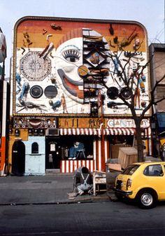 Kiyoshi AWAZU, 1968