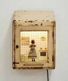Joana Astolfi Show them your terrible cake Técnica mista 41 x 30 cm 2013