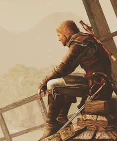 Edward Kenway #Assassin's #Creed