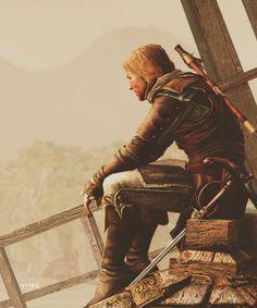 Edward Kenway #Assassin's #Creed