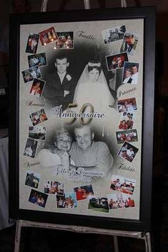 50 wedding anniversary decorations | 50th wedding anniversary party ideas | Readtodo