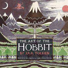 The Art of The Hobbit by J.R.R. Tolkien by J.R.R. Tolkien http://www.amazon.com/dp/0547928254/ref=cm_sw_r_pi_dp_EFjdwb1ZV1CQY