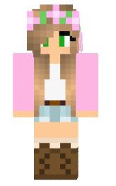 We all know of the minecraft player Little_Kelly..... But yet we don't know what she really looks like.....