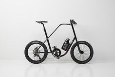 BIG20 is designer Joey Ruiter's latest stripped down urban commuter for Inner City Bikes //