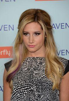 Ashley Tisdale - 'Safe Haven' LA Premiere