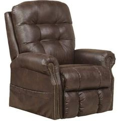 Experience the ultimate in in-home relaxation with the Catnapper Ramsey Power Lift Massage Recliner with Heat . This recliner offers massaging action. Wall Hugger Recliners, Lift Recliners, Living Room Chairs, Living Room Furniture, Furniture Chairs, Furniture Sale, Pad Design, Faux Leather Fabric, Chair Upholstery