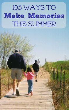 Love this FREE Printable list of fun things to do with the kids this summer!