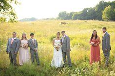 Krista Lee Photography: Farm Wedding