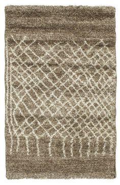 Shaggy Fenix - Brun 100x160 - CarpetVista