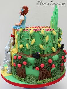 tin man birthday cake ideas - Google Search