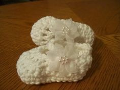 Sweet Baby Girl Shoes by dmsmith04 on Etsy, $15.00
