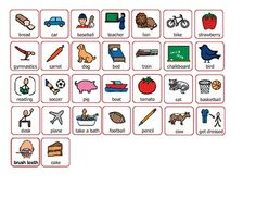 Sorting By Categories Book - Great for Children with Autism!