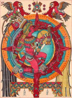 Art Chicano, Chicano Tattoos, Aztec Empire, Aztec Culture, Aztec Warrior, Grafiti, Aztec Art, Mesoamerican, Mexican Art