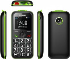 MOVIL MAXCOM MM560BBZI NEGRO/VERDE