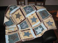 star rag quilt pattern