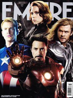 the Avengers, perchè non bisogna vergognarsi ad avere sette anni