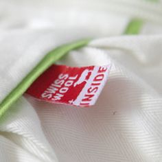 Green is our color....bio cotton and natural wool...at Zizzz we want to make a difference. www.zizzz.ch