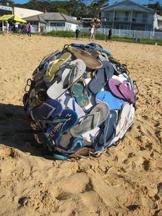 Day 19 - Thong Beach Ball @ Avoca Beach, NSW