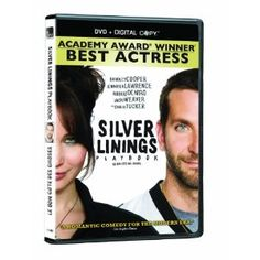 Silver Linings Playbook. love this movie.