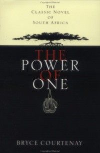 """READ THE OLDER VERSION """"The power of one is above all things the power to believe in yourself, often well beyond any latent ability you may have previously demonstrated."""" ~ The Power of One ~ Bryce Courtenay ~ 1989 *I must read this* I Love Books, Great Books, Books To Read, My Books, Amazing Books, Love Reading, Reading Lists, Book Lists, Reading Rainbow"""