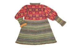 Ravelry: Star Sweater Autumn colours pattern by Christel Seyfarth