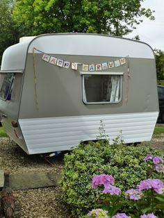 thehappycaravan: Vintage Caravan for Sale!